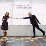 Steve Martin and Edie Brickell So Familiar album cover