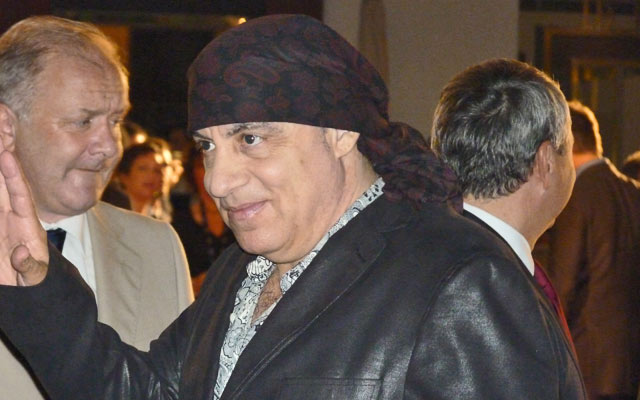 Steven Van Zandt. Photo: Frantogian/Creative Commons