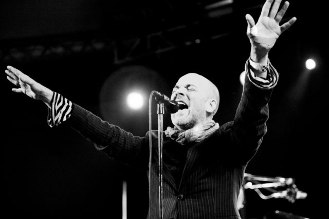 R.E.M. are reissuing three of their finest 80s' albums on vinyl. Image by Kris Krug. Creative Commons