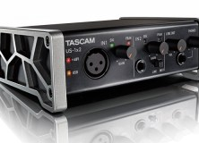 Tascam US-1x2 audio interface