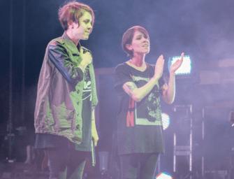 Tegan and Sara launch LGBTQ foundation