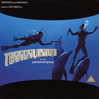 Terrorvision 'Perseverence' single cover