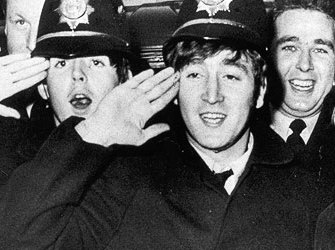The role of mischief in the Beatles' songwriting