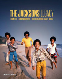 The Jacksons: Legacy book cover