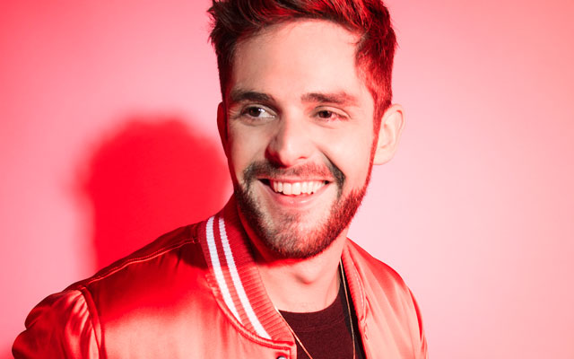 Thomas Rhett. Photo: John Shearer