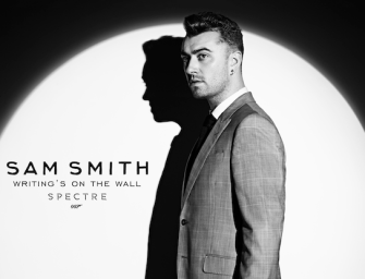 Sam Smith sings next Bond theme