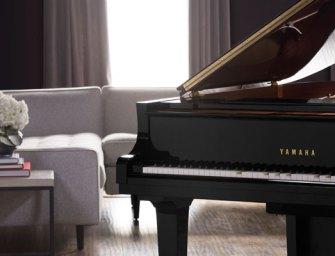 Yamaha shipping Disklavier ENSPIRE player pianos