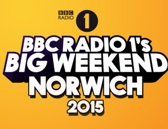 Final line-up for Radio 1's Big Weekend announced