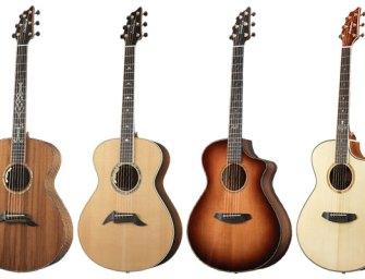 Breedlove celebrates 25 years with new acoustics