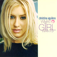 Christina Aguilera 'What A Girl Wants' cover