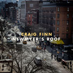 Craig Finn 'Newmyer's Roof' single cover