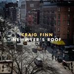 Craig Finn 'Newmyer's Roof' single cover