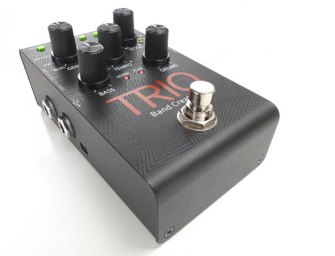 TRIO's a crowd with DigiTech's band in a box
