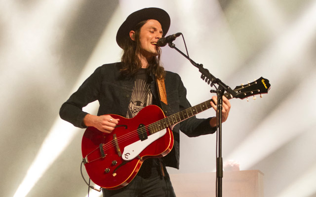 Epiphone James Bay