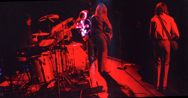 Humble Pie at the Fillmore