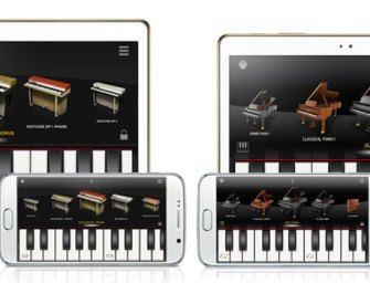IK releases iGrand Piano and iLectric Piano for Android