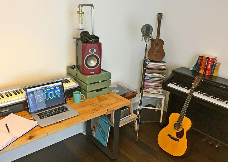 Jamie Lawson's Songwriting Survival Kit