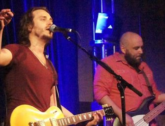 Live review: Jonathan Jackson + Enation, Nashville (22 May '15)