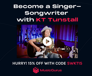 Become a Singer Songwriter with KT Tunstall