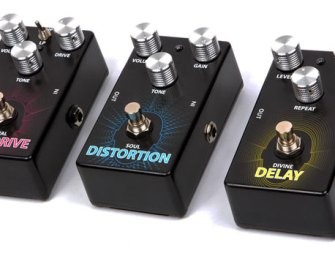 Review: Lindo Natural Overdrive/Soul Distortion/Divine Delay