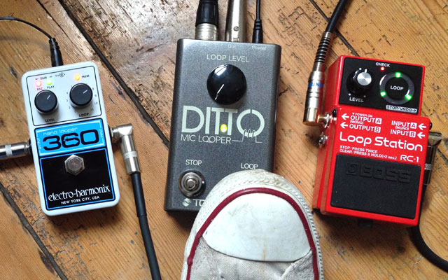 Group test: Loop pedals