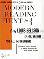 modern reading insert