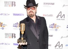 Dave Stewart at the MPG Awards 2015