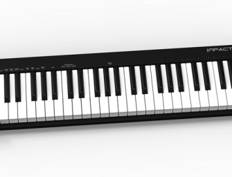 Nektar introduces new USB keyboards