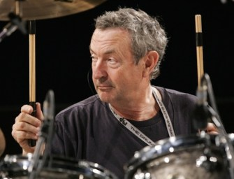 "U2 ""devaluing music"", says Nick Mason"
