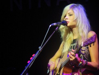 Live review: Nina Nesbitt