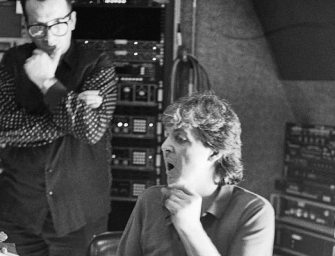 Paul McCartney reveals demo with Elvis Costello