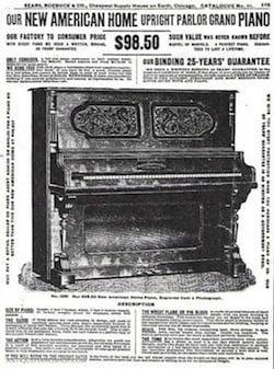 piano insert