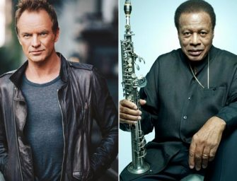 Sting and Wayne Shorter chosen as 2017 Laureates