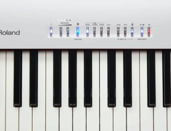 Roland unveils new digital piano