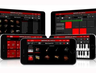 IK Multimedia releases SampleTank 2 for iOS
