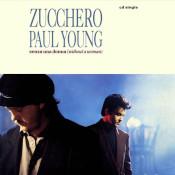 Zucchero 'Senza Una Donna' single cover