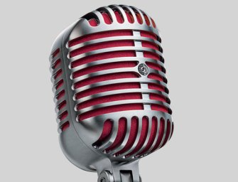 Shure celebrates anniversary with new Unidyne mic