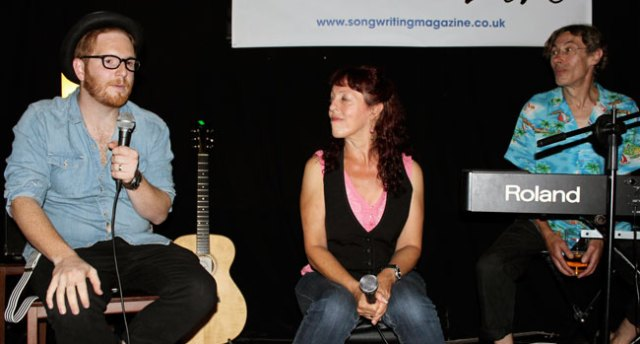 Songwriting Live, Bristol – Q&A