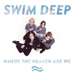 swim deep where the heaven are we sleeve
