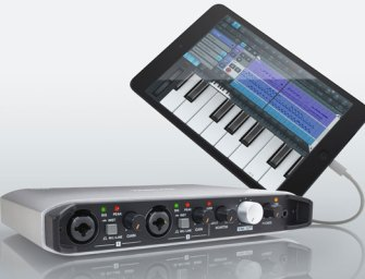 Tascam releases USB interface for iOS