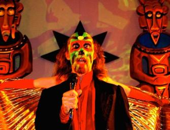 The crazy world of brain music with Arthur Brown