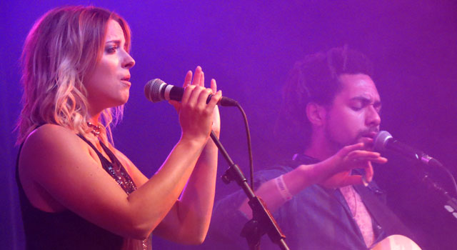 The Shires at Camp Bestival 2015