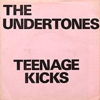 The Undertones 'Teenage Kicks' cover