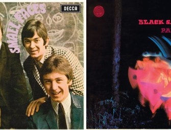 Classic Small Faces/Sabbath/Cream albums reissued