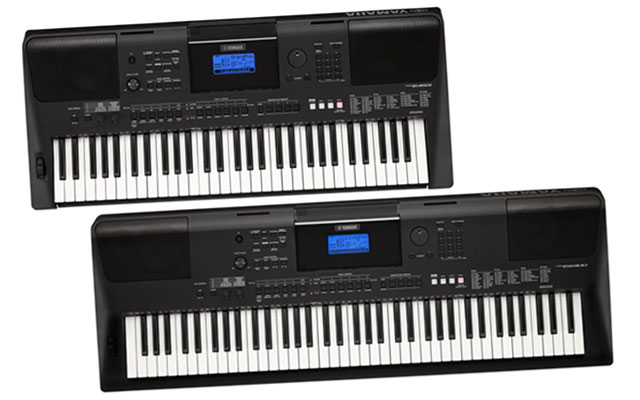 new psr keyboards from yamaha songwriting magazine. Black Bedroom Furniture Sets. Home Design Ideas