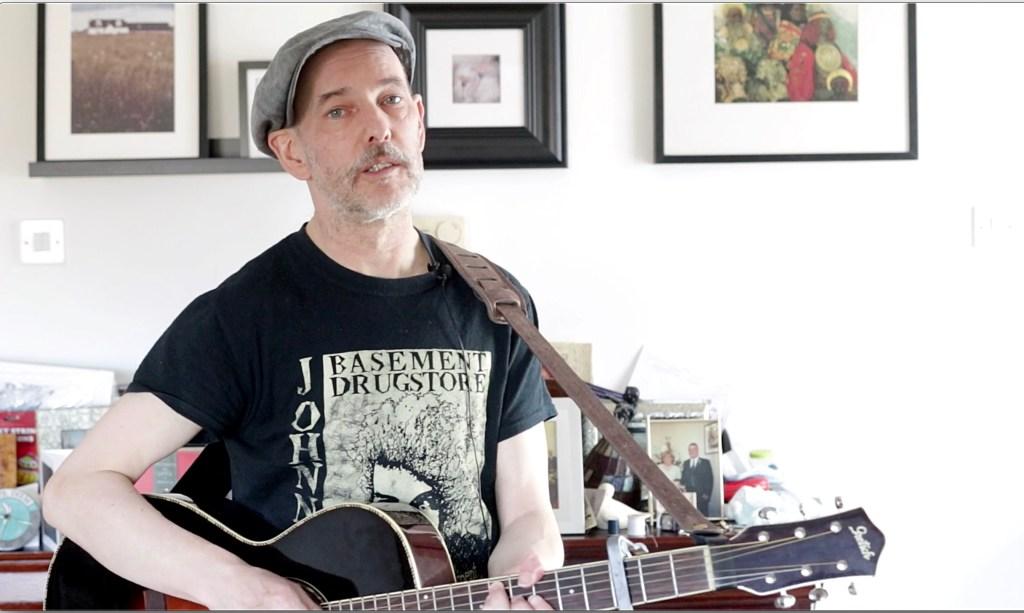Jim Byrne sings Blind Blind Love