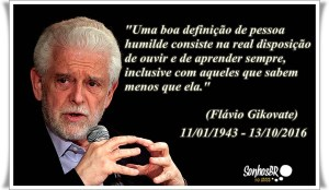 Frases do Dr. Flávio Gikovate