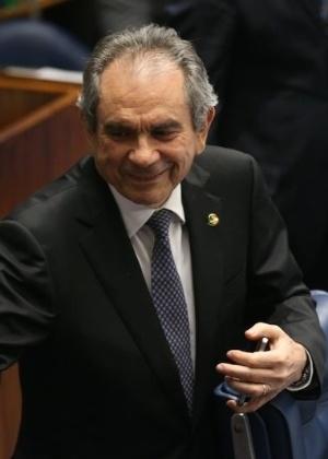 Foto Reprodução O senador Raimundo Lira (PMDB-PB) preside a Comissão Especial de Impeachment no Senado
