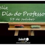 15 de Outubro dia do Professor