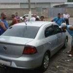 Presidente de sindicato é morto a tiros dentro de carro em Vila Velha
